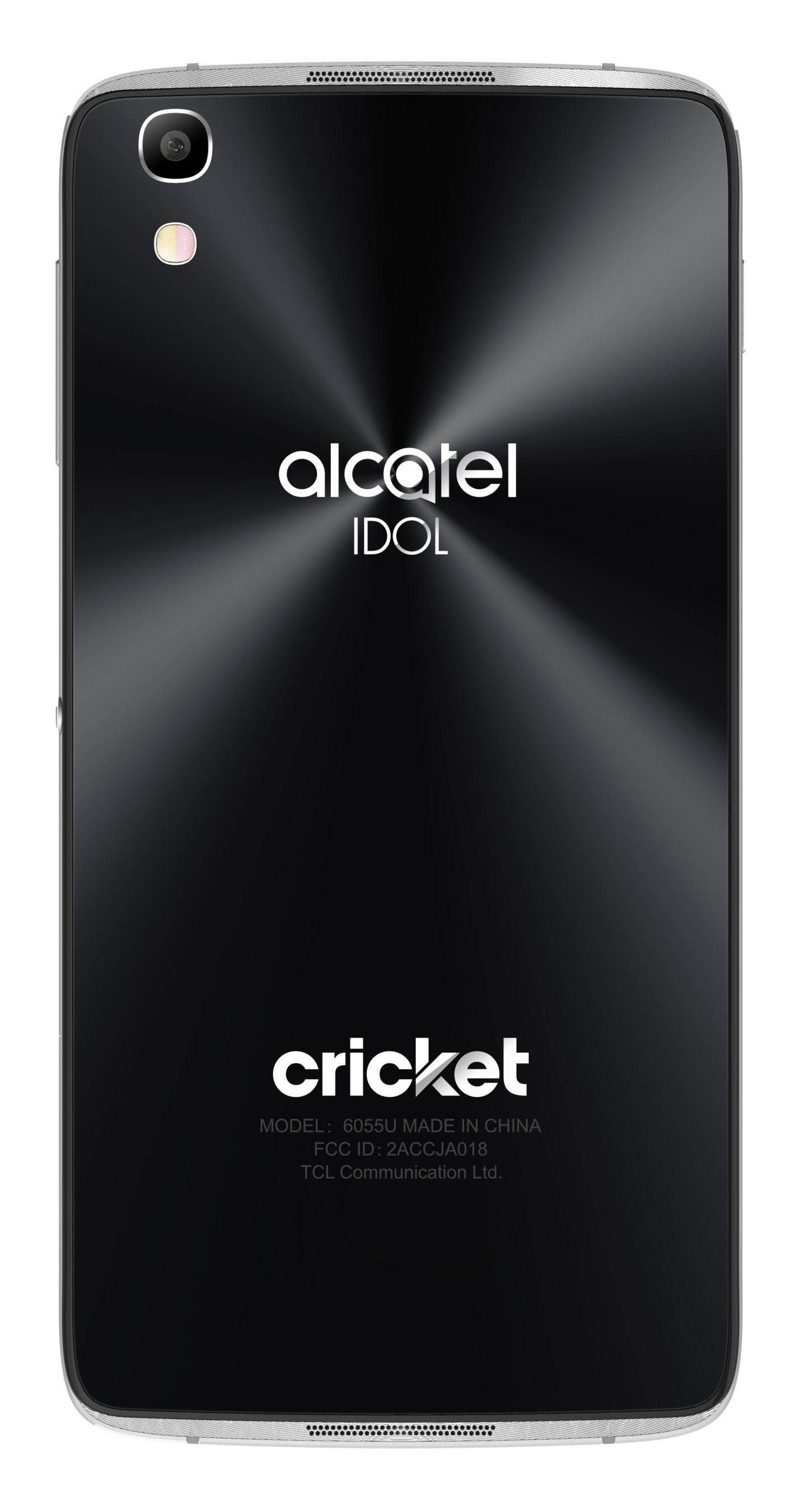 Alcatel IDOL 4, parte posterior