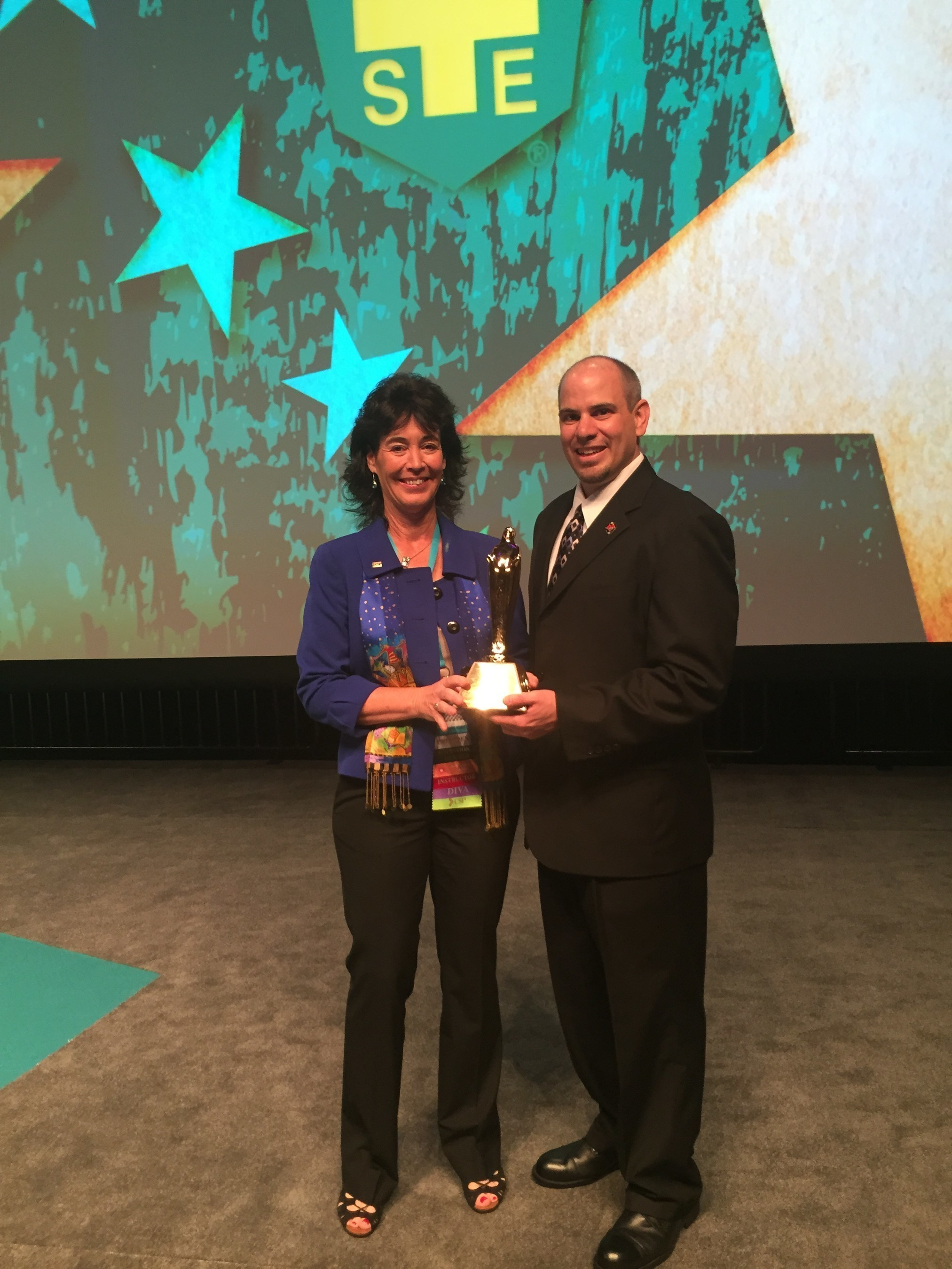 Lockton Denver's Dustin Richartz named Edgar Monsanto Queeny Safety Pro of the Year