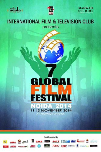 PR NEWSWIRE INDIA - Global Film Festival Noida 2014 (PRNewsFoto/Asian Society of Film _ TV)