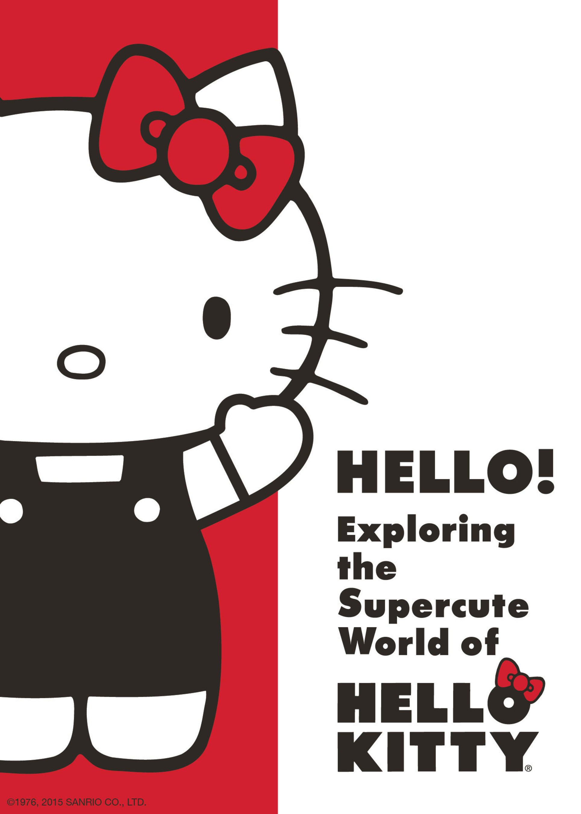 Record-Breaking Exhibition Exploring the Phenomenon of Hello Kitty Coming to EMP on November 14, 2015