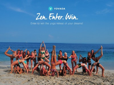 "Yovada.com is giving away $1500 in yoga retreats and a free ebook: ""How to Find a Yoga Retreat on Any Budget"", a 30-page publication offering Zen seekers all the information needed to find the perfect yoga retreat under $1000, $500 and even for free. Visit Yovada.com for yoga retreats and yoga teacher training content and travel information."