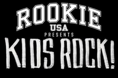 ROOKIE USA PRESENTS KIDS ROCK!