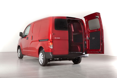NISSAN TARGETS LIGHT COMMERCIAL VEHICLE LEADERSHIP POSITION BY 2016.  (PRNewsFoto/Nissan Motor Company)