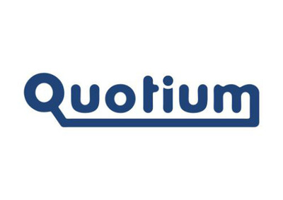 Quotium logo. (PRNewsFoto/Quotium Technologies) (PRNewsFoto/QUOTIUM TECHNOLOGIES)