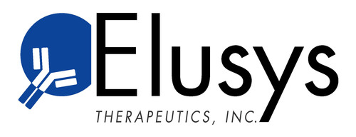 corporate logo. (PRNewsFoto/Elusys Therapeutics, Inc.)