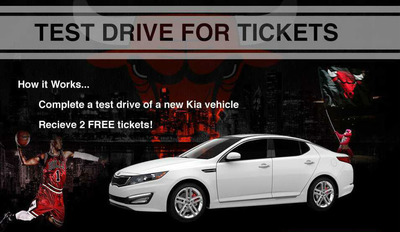 Chicagoland kia dealership offers free bulls tickets with for Kia motors pay bill