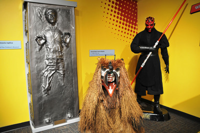 Which power will prevail - Han Solo, Raven or Darth Maul?