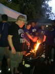 """Bernie DiMeo, Founder/Owner of Hot Sports Grills, thinks the NFL banning tailgating at this year's Super Bowl is """"one of the all time dumb decisions.  It may just be a tad chilly in New Jersey in early February,"""" he said.  (PRNewsFoto/Hot Sports Grills)"""