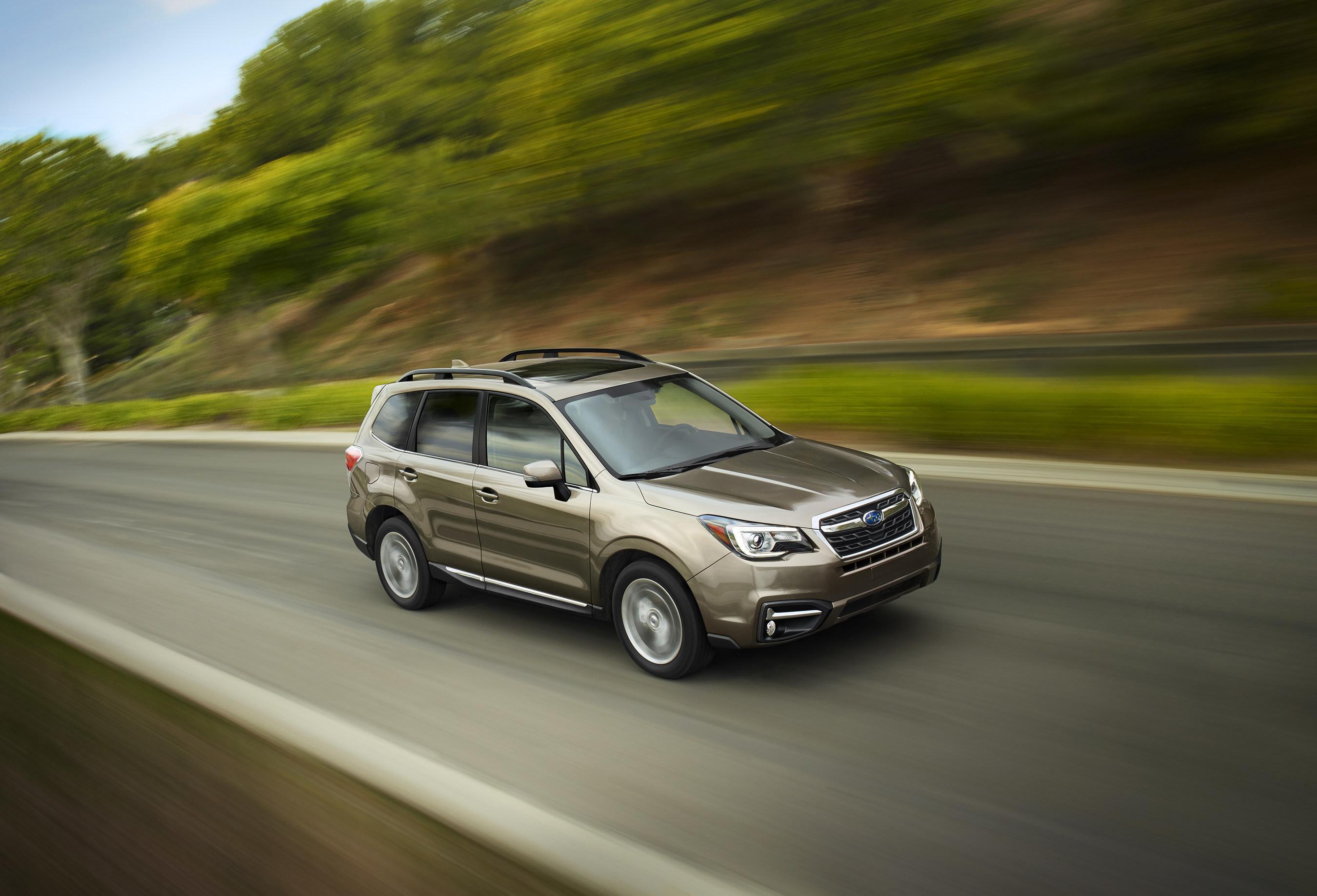 2017 Subaru Forester Offers Advanced