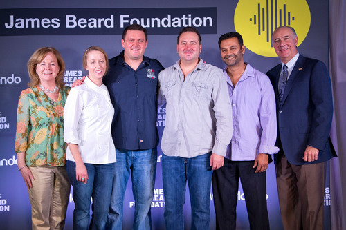The James Beard Foundation revealed today its 2014 Restaurant and Chef Award Semifinalists in Orlando, Fla, ...