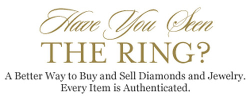 Have You Seen the Ring Helps Sellers Recoup over $2 Million for their Pre-Owned Engagement Rings. ...
