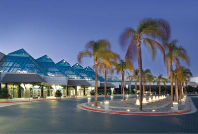 Silicon Valley's Santa Clara Convention Center.  (PRNewsFoto/Santa Clara Convention and Visitors Bureau)