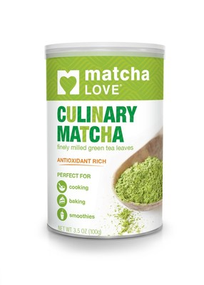 "Matcha LOVE's CULINARY MATCHA ""Best New Product-Tea as In Ingredient"" at World Tea Expo 2015"