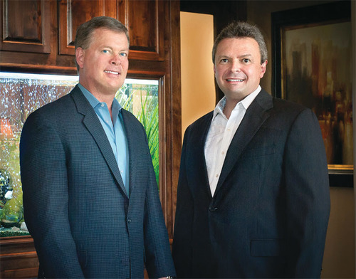 Drs. John Christian Schiro & Arturo R. Garcia.  (PRNewsFoto/Austin Cosmetic Dentistry)