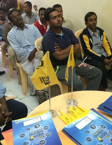 Apna Sapna, Western Union's financial literacy program was designed specifically to fit the needs of ...