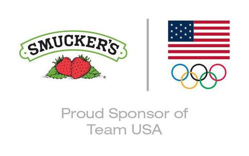 Proud Sponsor of Team USA.  (PRNewsFoto/The J. M. Smucker Company)
