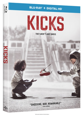 From Universal Home Entertainment: Kicks