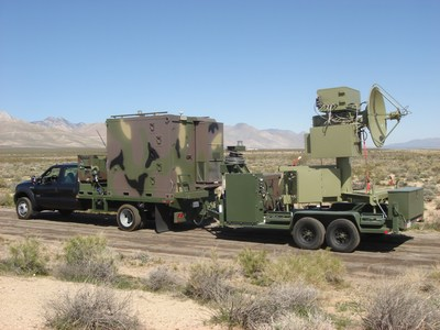 The AN/GPQ-11A Reactive Track Threat Radar Simulator enables aircrews to train in threat environments matching actual combat conditions.