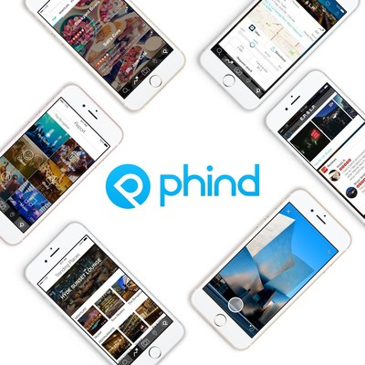 PHIND Makes Game-Changing Move Into Real Time Data, Becoming the Waze for Places