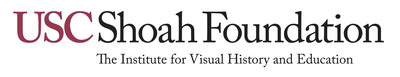 USC Shoah Foundation logo.