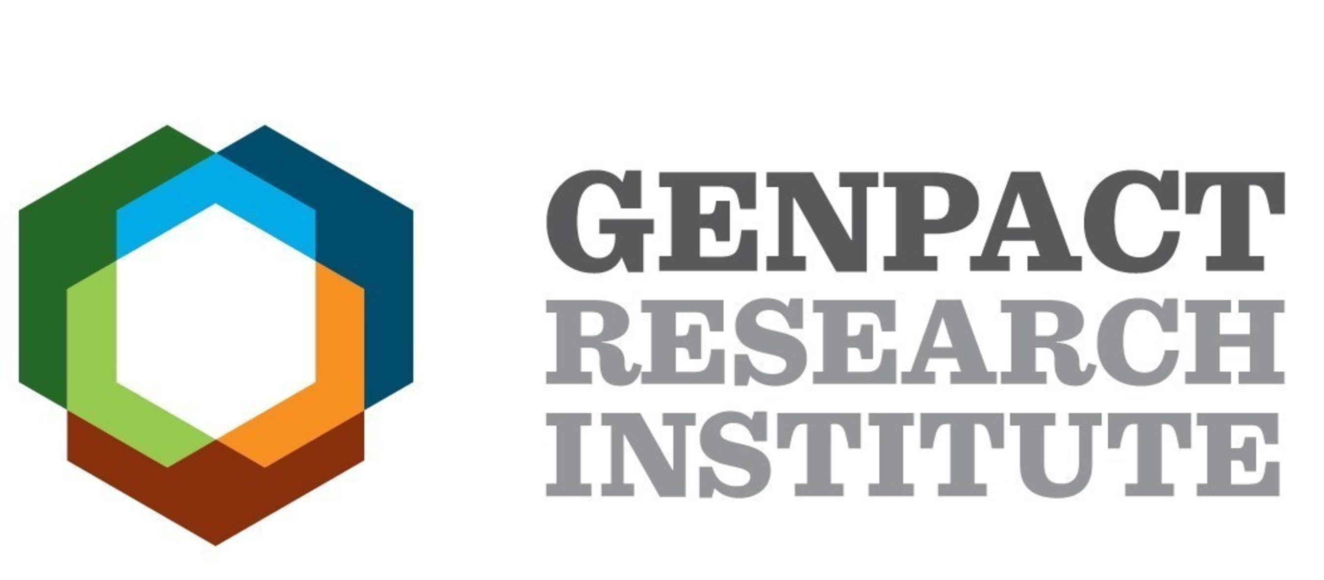 Genpact Research Institute logo