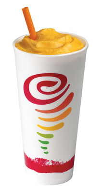 Fall favorite Pumpkin Smash returns, now available in Make it Light™(PRNewsFoto/Jamba Juice Company)