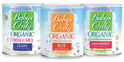 Nature's One: Organic Baby Formula Sets New Industry Standard for Purity