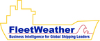 FleetWeather - Shipping's First Business Intelligence Solution - www.fleetweather.com 1-845-226-8400.