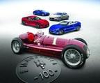 Maserati Announces 'Cento anni di Maserati'