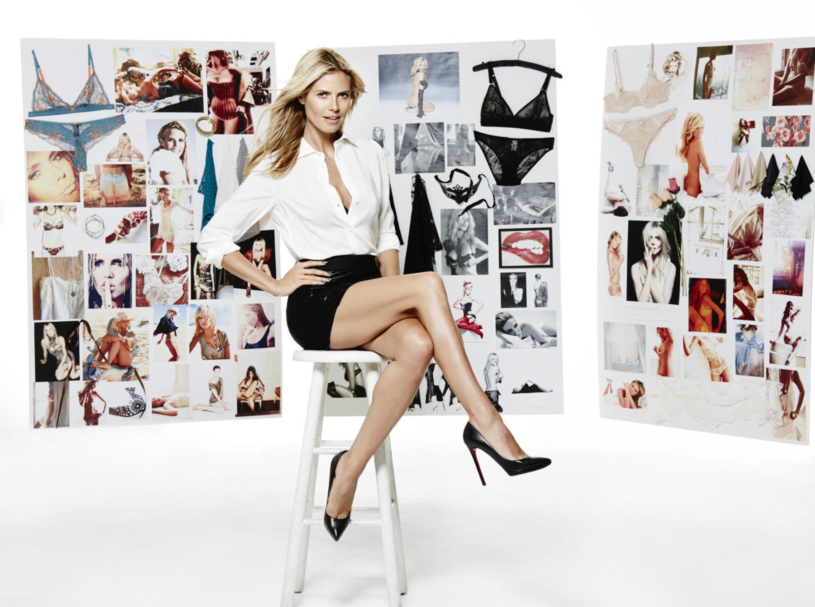 Bendon ernennt Heidi Klum zum Gesicht und zur Kreativdirektorin für maßgebliche Dessous-Kollektion