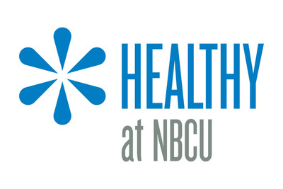 "NBCUniversal's ""Healthy at NBCU"".  (PRNewsFoto/NBCUniversal)"