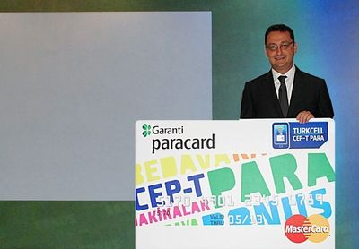 Cenk Bayrakdar; Chief New Technology Business Officer at Turkcell, which recently launched the most advanced Mobile Wallet Solution that works on all mobile phones