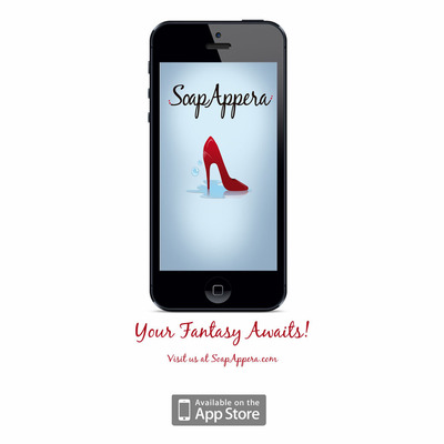 SoapAppera - Your Fantasy Awaits!  (PRNewsFoto/SoapAppera)
