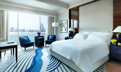 Preview: Four Seasons Hotel Bahrain Bay Rises from the Arabian Sea, Creating a True Urban Resort Experience in an Exclusive Setting