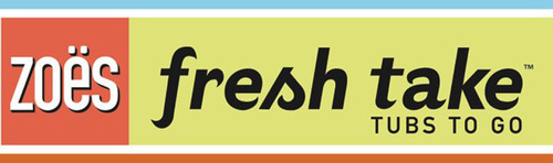 Zoes Fresh Take™ Tubs: The Ultimate in 'Grab and Go' on