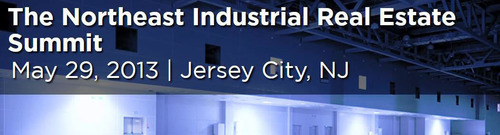 300+ Expected to Attend inaugural Northeast Industrial Real Estate Summit on May 29.  (PRNewsFoto/CAPRATE Events, LLC)