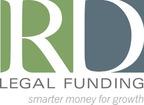 Post-Settlement Funding Solutions.  (PRNewsFoto/RD Legal Funding)