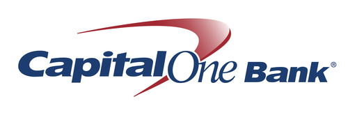 Capital One Bank Logo.  (PRNewsFoto/Capital One Financial Corporation)