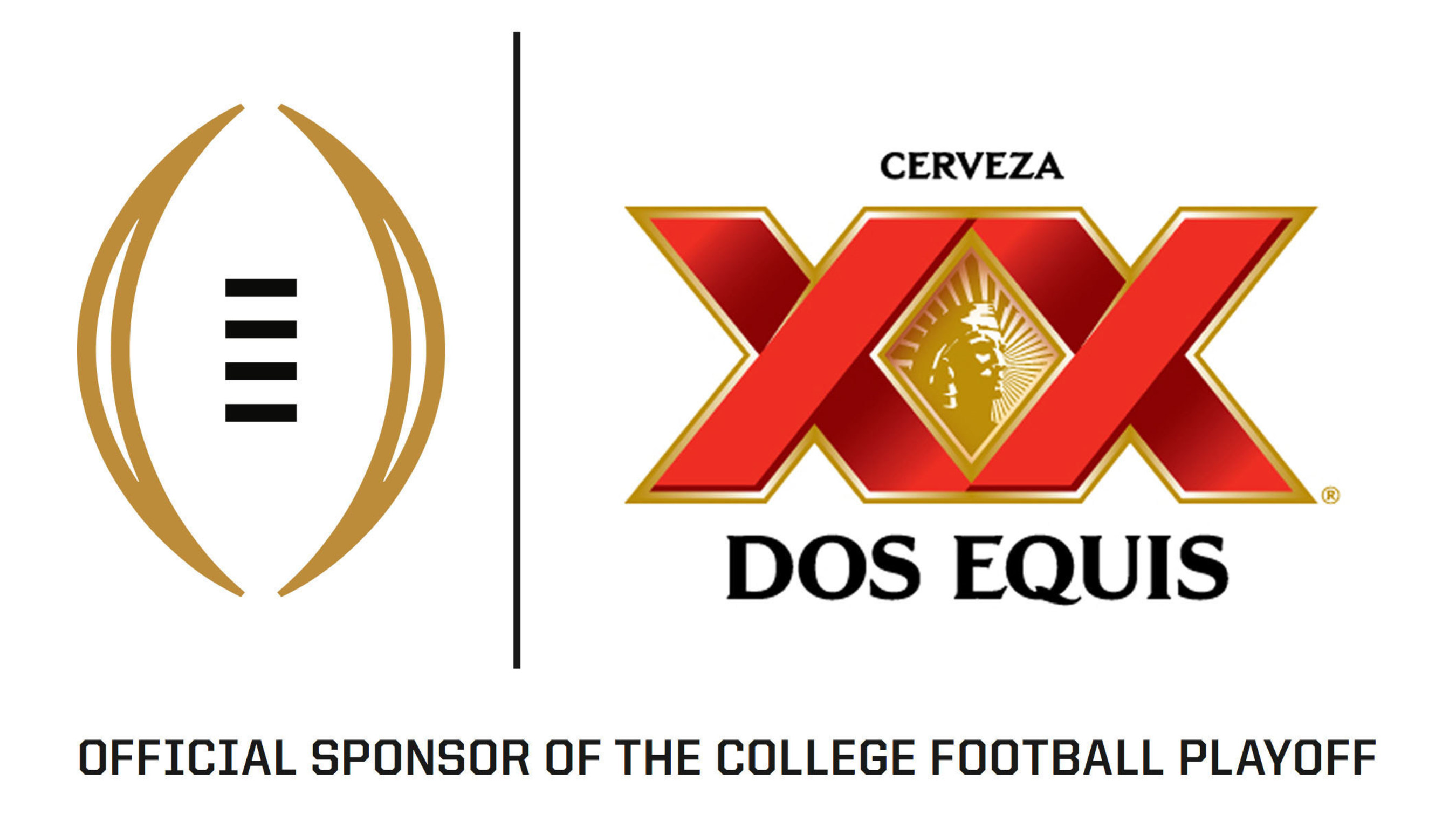 Dos Equis Becomes The Official Beer Sponsor Of College Football Playoff On ESPN