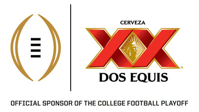 Dos Equis Becomes the Official Beer Sponsor of the College Football Playoff on ESPN