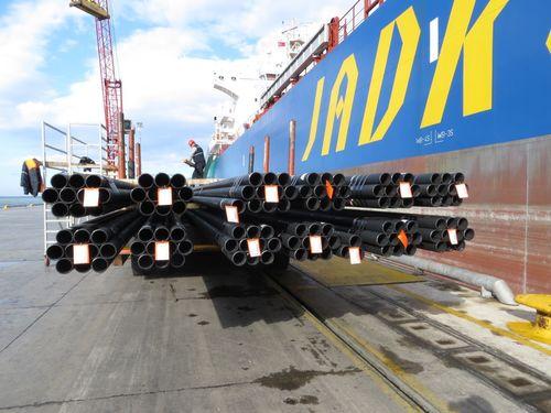 Borusan Mannesmann OCTG pipes – Borusan Port