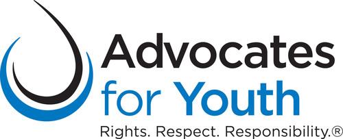 Advocates for Youth Logo. (PRNewsFoto/Advocates for Youth) (PRNewsFoto/ADVOCATES FOR YOUTH)