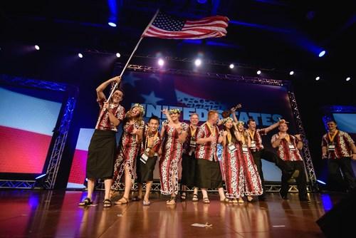 Enactus World Cup Semi-Finalist team from the United States of America (PRNewsFoto/Enactus) (PRNewsFoto/Enactus)