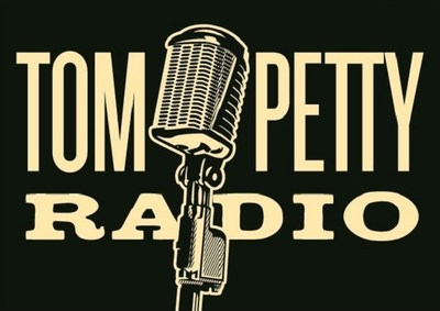 Tom Petty Radio logo designed by: Shepard Fairey