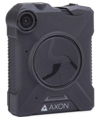 Axon Body 2 camera by TASER International, Scottsdale, AZ.