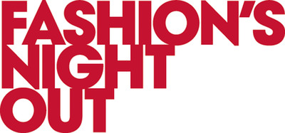Fashion's Night Out logo.  (PRNewsFoto/Beverly Center)