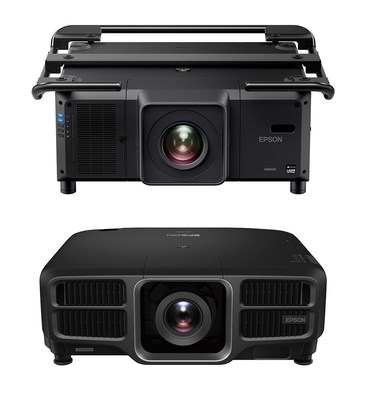 Epson today announced its new Pro L-Series large venue laser projectors, including the world's first 3LCD projector with 25,000 lumens of color brightness and 25,000 lumens of white brightness.