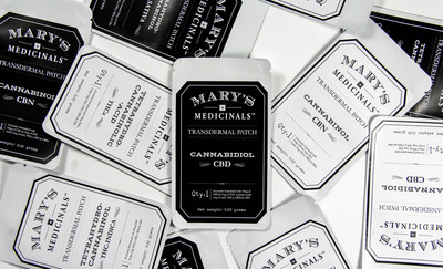 Mary's Medicinals Transdermal Cannabis Patches (Photo Credit: Alex L. Person)