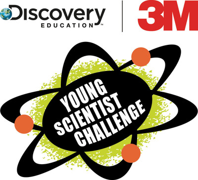 Discovery Education 3M Young Scientist Challenge. (PRNewsFoto/Discovery Education) (PRNewsFoto/DISCOVERY EDUCATION)