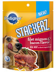 PEDIGREE STACKERZ™ Treats Satisfy Every Dog's Desire With Real Meat Goodness